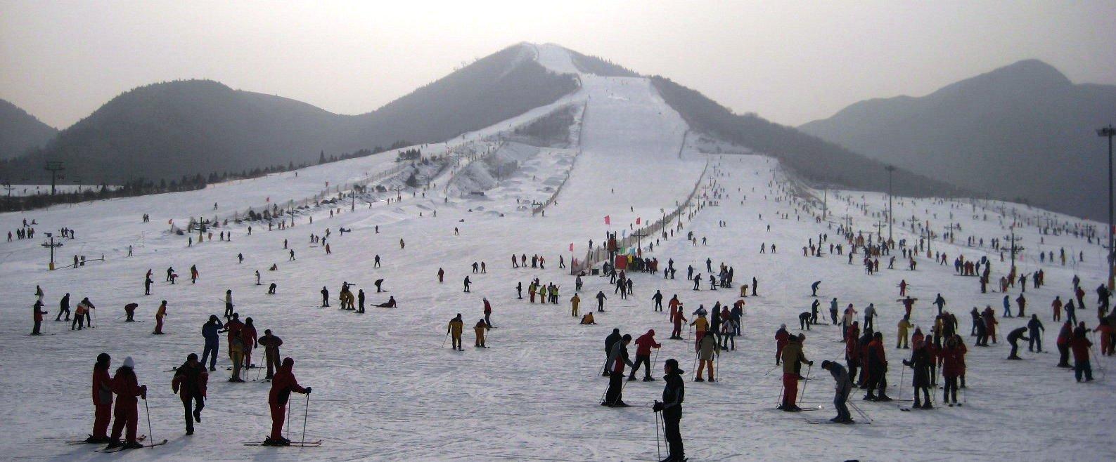 云居滑雪场