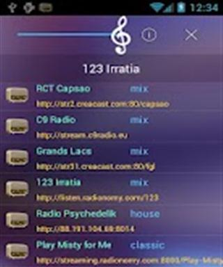 收音机-应用截图