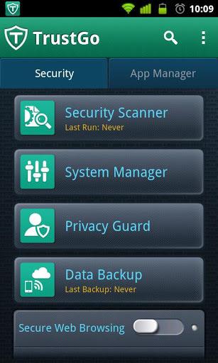 防病毒和手机安全-应用截图