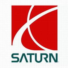 土星汽车标志高清图片