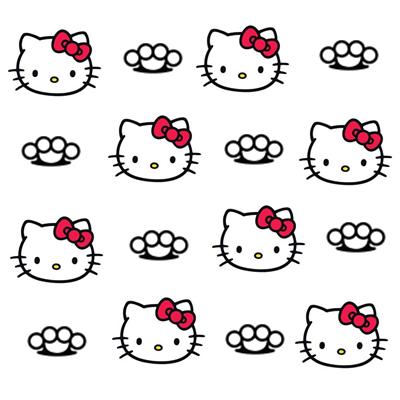 hello kitty wallpaper white - photo #46