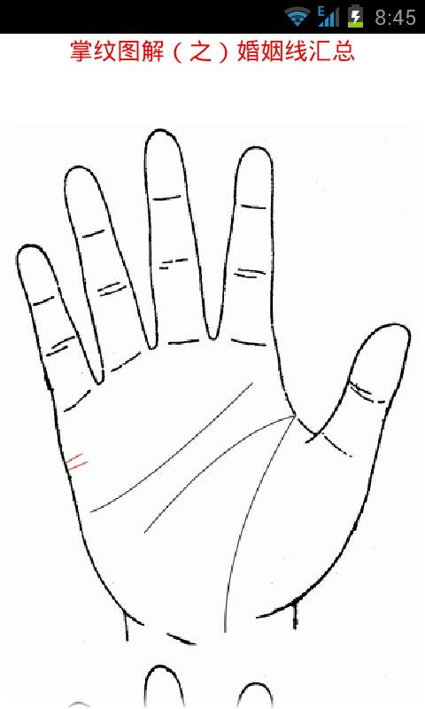 男人手纹算命大全_手纹看相_手纹看相算命,手纹看相图解图片