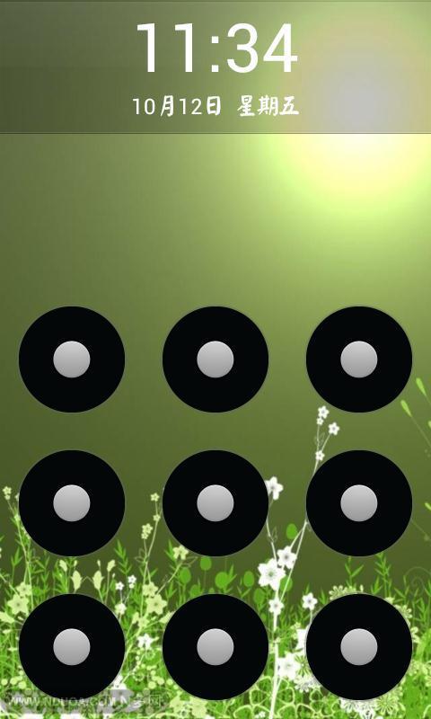 九宫格锁屏_九宫格解锁-百度应用