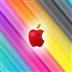 苹果图标-桌面壁纸